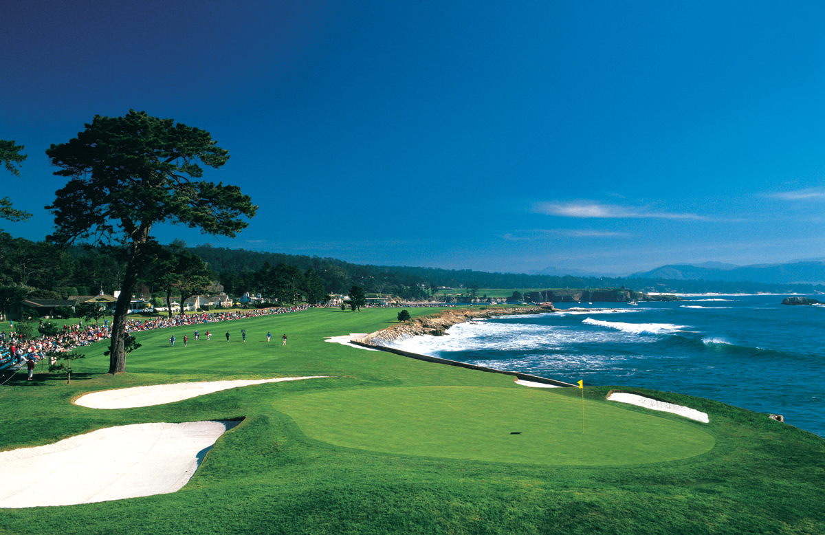 how to get to pebble beach
