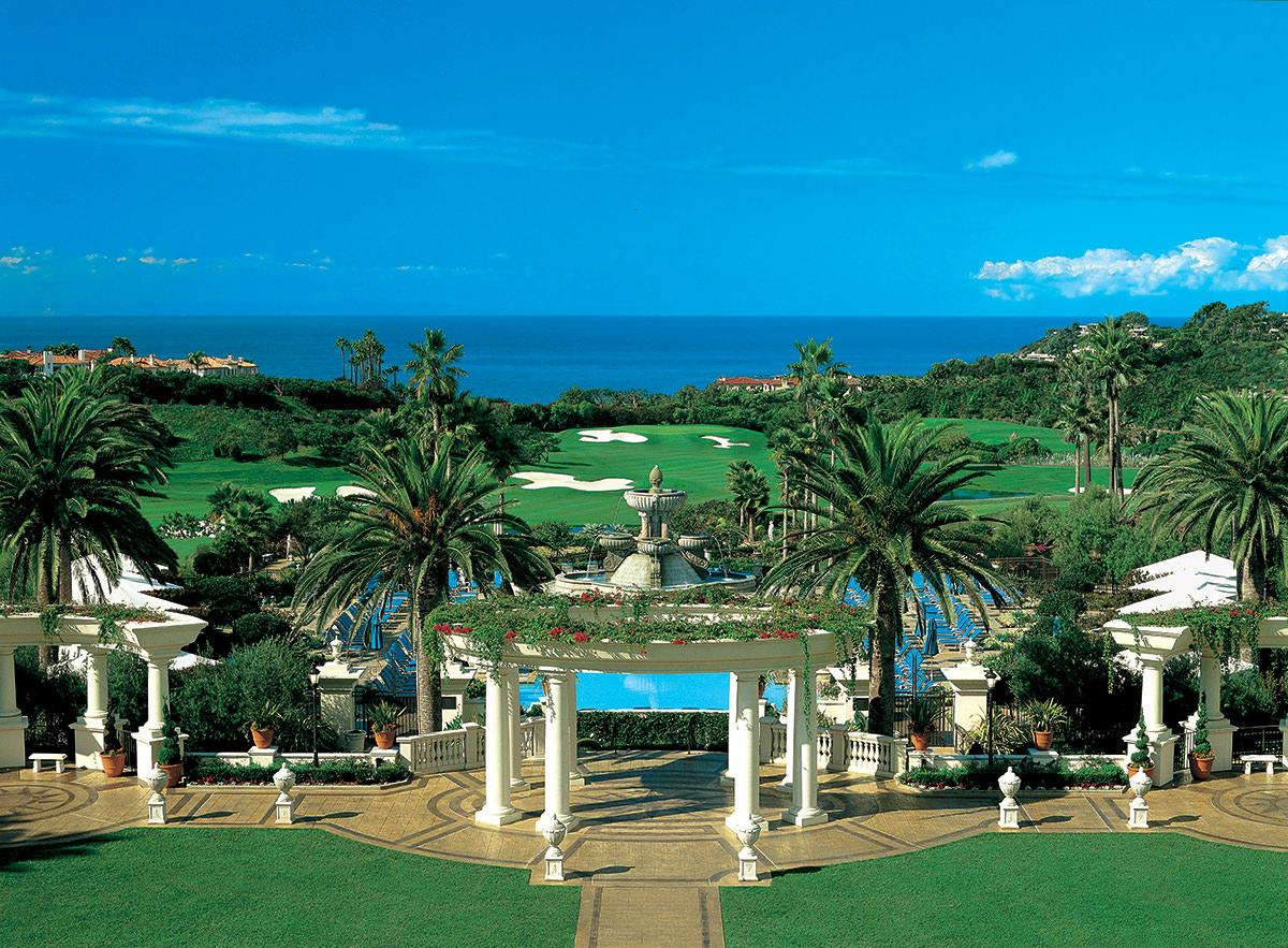 The St Regis Monarch Beach Resort Spa